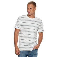 f3a3a754a55395 Mens Stripe T-Shirts Tops