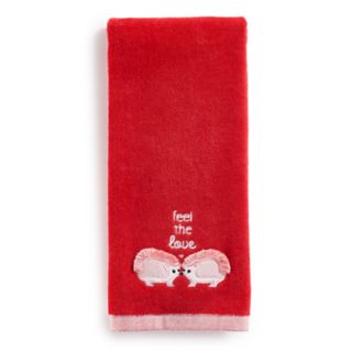 Celebrate Together Hedge Hog Hand Towel
