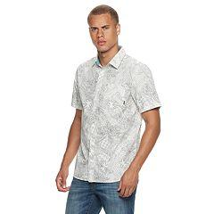 Men's Vans Timed Out Button-Down Shirt