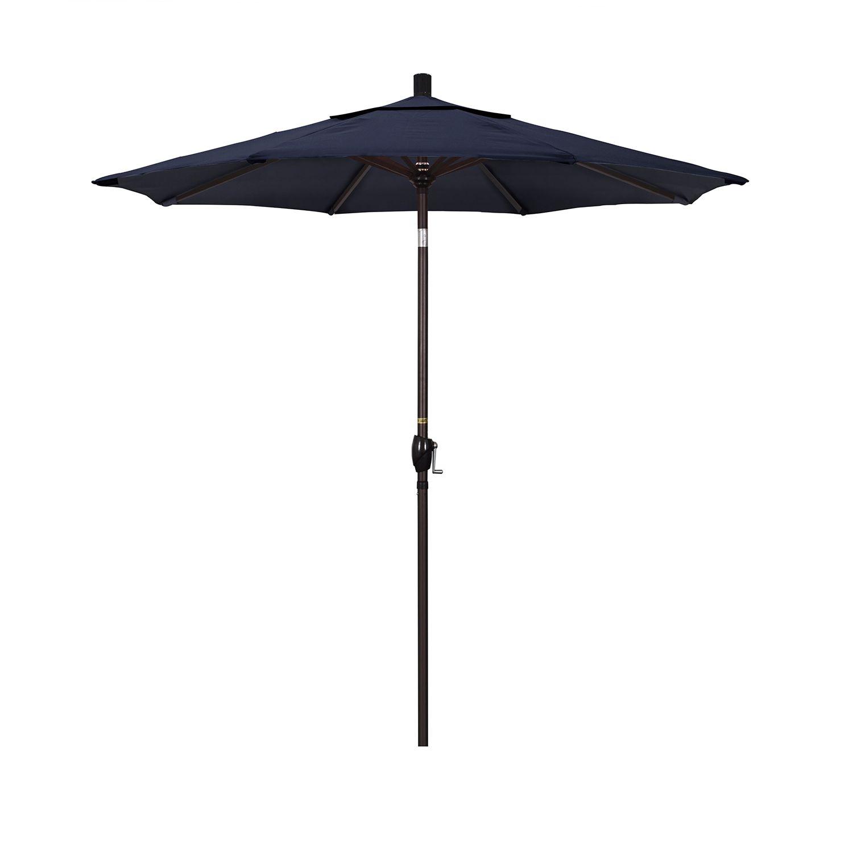 Pacific Trail Sunbrella Red Patio Umbrella. Sale
