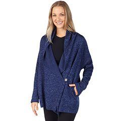 Women's Cuddl Duds Wrap Bed Jacket
