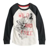 Boys 4-12 SONOMA Goods for Life? Thermal Raglan Top