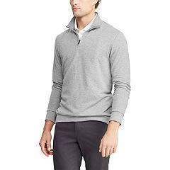 Men's Chaps Classic-Fit Quarter-Zip Pullover