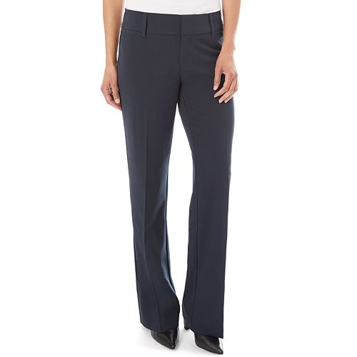 Women's Apt. 9® Milan Bootcut Dress Pants