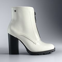 Simply Vera Vera Wang Grouse Women's High Heel Ankle Boots