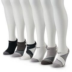 Women's Nike Dri-Fit 6-pack No-Show Training Socks