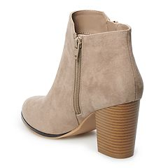 0bac1c8b36bd Add to Cart  Apt. 9® Timezone Women s High Heel Ankle Boots