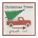 "Belle Maison ""Fresh Cut"" Christmas Wall Decor"