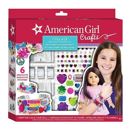 American Girl Collage Bracelet Design Kit by Fashion Angels