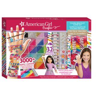 American Girl Charm Bracelet Super Set by Fashion Angels