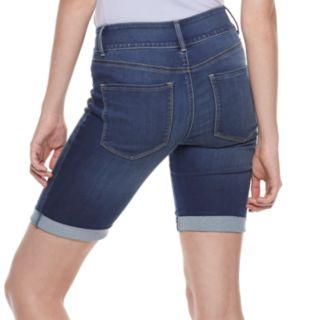 Juniors' SO® High-Waisted Ultimate Bermuda Shorts