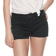 Juniors' SO® High-Waisted Ultimate Shortie Shorts