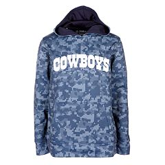Boys 8-20 Dallas Cowboys Camo Hoodie