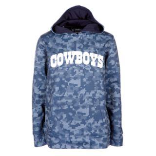 Boys 8-20 Dallas Cowboys Camo Hoodie