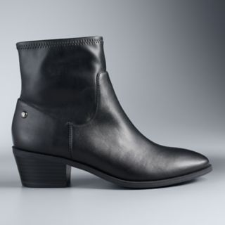 Simply Vera Vera Wang Diver Women's Ankle Boots
