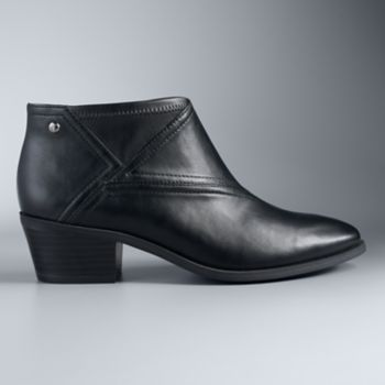 Simply Vera Vera Wang Magpie Women's Ankle Boots