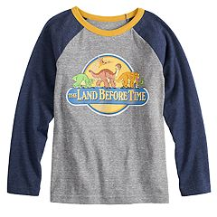 Boys 4-12 Jumping Beans® 'The Land Before Time' Raglan Graphic Tee
