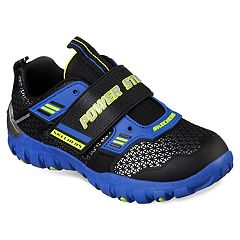 Skechers Power Strap Pulverizer Boys' Sneakers