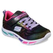 Skechers Litebeams Gleam N' Dream Girls' Light Up Shoes