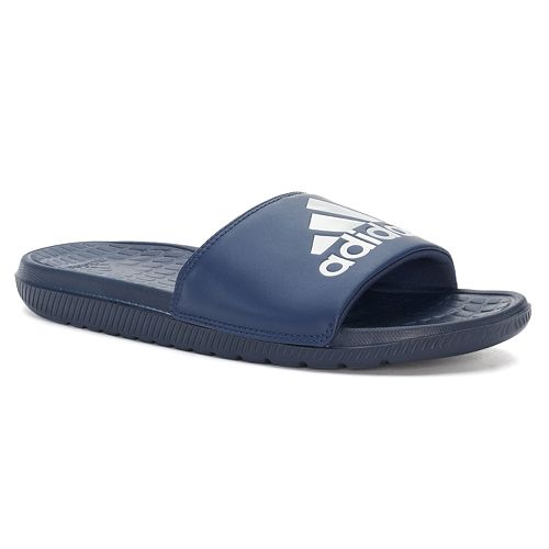 cheap for discount d7b52 7fc2f adidas Voloomix Mens Slide Sandals