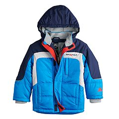 Boys 4-7 ZeroXposur Cole Reflective Heavyweight Jacket