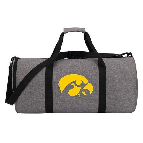 Iowa Hawkeyes Wingman Duffel Bag by Northwest
