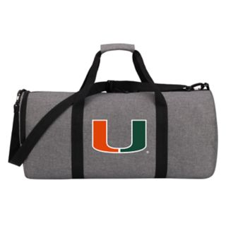 Miami Hurricanes Wingman Duffel Bag by Northwest