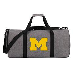 Michigan Wolverines Wingman Duffel Bag by Northwest
