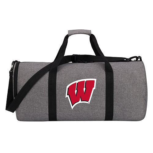 Wisconsin Badgers Wingman Duffel Bag by Northwest