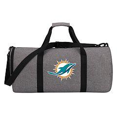 Miami Dolphins Wingman Duffel Bag by Northwest