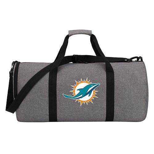 Miami Dolphins Wingman Duffel Bag by Northwest