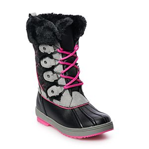 9f927d3ee794 totes Star Toddler Girls  Winter Boots