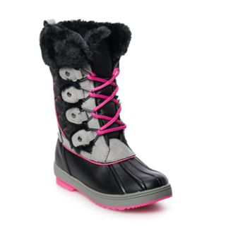 totes Shelby Girls' Winter Boots