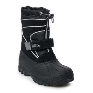 totes Todd Boys' Winter Boots