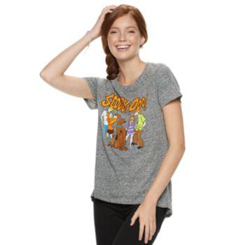 Juniors' Scooby-Doo Tee