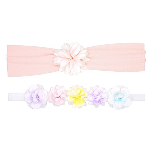 909575cae Girls 4-6x Carter's 2-pack Floral Headwraps