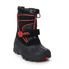 totes Teo Toddler Boys' Winter Boots