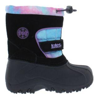 totes Juliet Toddler Girls' Winter Boots