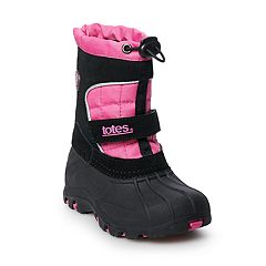 totes Juliet Toddler Girls' Winter Boots