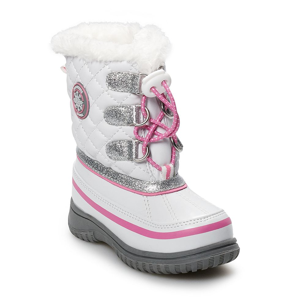 totes Star Toddler Girls' Winter Boots