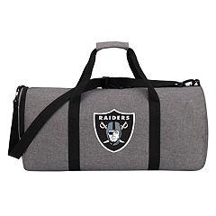 Oakland Raiders Wingman Duffel Bag by Northwest