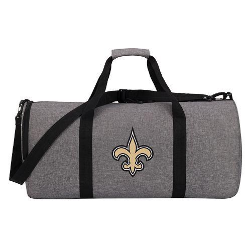 New Orleans Saints Wingman Duffel Bag by Northwest