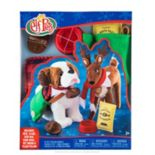The Elf on the Shelf Elf Pets: Good Tidings Toy Tote & Scarf