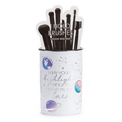 Simple Pleasures 'Shine Bright' Ceramic Brush Holder