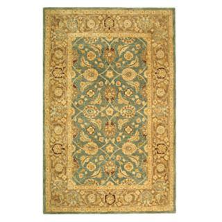Safavieh Anatolia Michelle Framed Floral Wool Rug