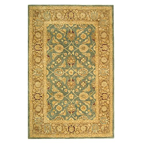 Safavieh Anatolia Michelle Framed Floral Wool Rug