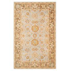 Safavieh Anatolia Blaine Framed Floral Wool Rug