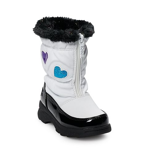 totes Ellie Toddler Girls' Winter Boots
