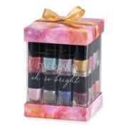Simple Pleasures 14-Piece Nail Polish Cube
