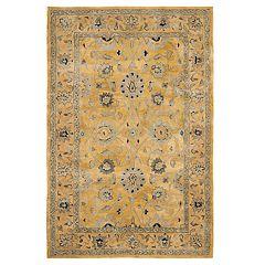 Safavieh Anatolia Robyn Framed Floral Wool Rug